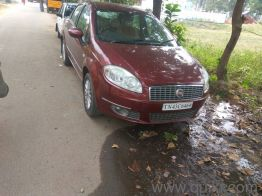 4 Used Fiat Linea Cars In Coimbatore Second Hand Fiat Linea Cars