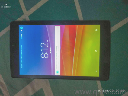 Grab awesome deal on Micromax canvas tablet P680 ( with original box and  charger) - not a single scratch