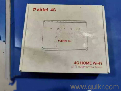 Airtel Huawei B-310s927 modem router unlock use any 2g 3g 4g sim jio also  working use landline fone for calling use lan port for dvr or pc