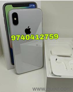 9740412759 IPHONE X 256 GB 4 GB RAM DUBAI 1ST MADE PRODUCT 99%PERCENT  ORIGINAL IOS AND 4G MODEL AT LOW PRICE ALL OVER INDIA CASH ON   MORE  INFORMATION