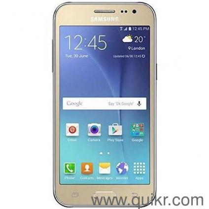 Samsung Galaxy J2 (2016) in - Quikr Srikakulam: Mobile Phones