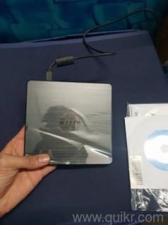 HP External Dvd Writer 1 time used (new on flipkart for 1599)