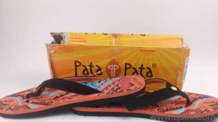 1f3c19f9d25 Sunshine patapata Women s Aztec Red Slippers-8 UK India (41 EU ...