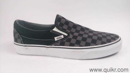 Vans Unisex Classic Slip-On Checkerboard 9190af4a1