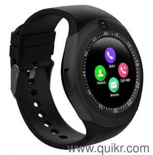 Brand New Y1S Smartwatch with Camera, SIM and Memory Card Slot, Pedometer  etc