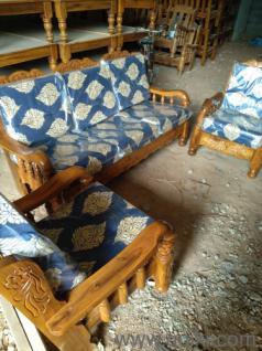 Assam Teak Wood Sofa Set Price Modern Livingroom