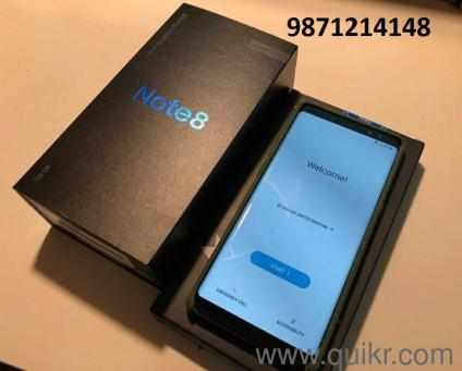 Samsung Note 8, 9871214148 call  only serious buyer call don't times pass   Text, 3GB RAM, 64 GB ROM, Expandable Upto 400 GB, 6 2 inch Quad HD+