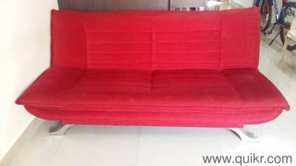 Fab Home Decor Sofa Cum Bed