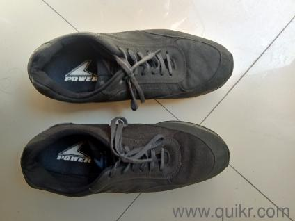 Power brand sports shoes . Size 11. in good condition. mrp 1499 3dfb657aa96e
