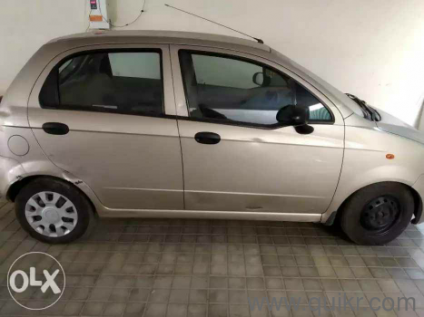 Golden 2010 Chevrolet Spark Lpg 10 Ls 52000 Kms Driven In Ramapuram