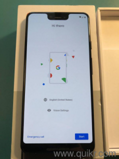 Google pixel 3xl 128gb with complete Accessories for sale at affordable  price