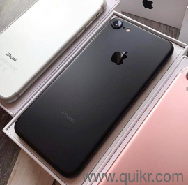 APPLE IPHONE 7 128 GB  WITH PURE MATEL BODY & FULL HD DISPLAY DUBAI MADE  1ST HIGH CLONE COPY AAA VERSION AVAILABLE IN LOWEST PRICE COD AVAILABLE  TRUE