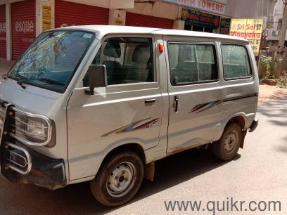 aa9c8e345bebf9 Silver 2016 Maruti Suzuki Omni E 8 STR BS IV 40