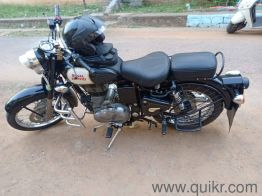 Modified Diesel Bullet Argent Sale   QuikrCars Telangana