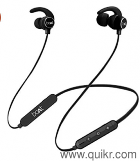 BoAt rockers 255 bluetooth earphones with hands free mic