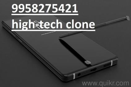 Call/Whatsapp 99582 75421 Samsung Galaxy Note9 256GB ROM Super Clone MOdel  4G #COD AVAILABLE