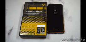 Rhinoshield oneplus 6 crash guard bumper case in packed condition  actual  price 2000