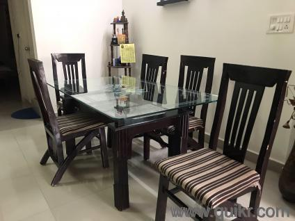 Marvelous Sale 4 Seater Dining Table Gently Home Office Home Interior And Landscaping Analalmasignezvosmurscom