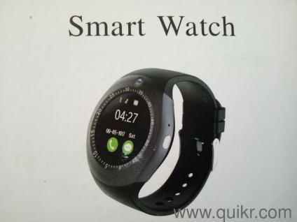 Blot q5 brand new smart watch + free Wireless earpord