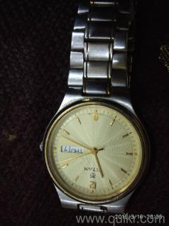 1fb12fcc2ca7 Titan Original Watch for man not used at all. Gently Used Home   Lifestyle