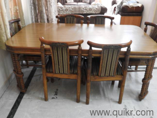 f28febcf306b Six Seater Dining Table - Gently Home - Office Furniture - Vikas ...