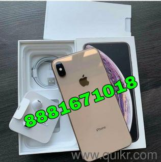 *IPHONE XS MAX CLONE HIGH SUPER MASTER COPY MOBILE AS SAME 6 5 INCH DISPLAY  ORIGINAL FACE ID 4G MODEL JIO SUPPORT MOBILE @LOW PRICE CASH ON DELEVERY