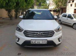 23 Used Hyundai Creta Cars In Delhi Second Hand Hyundai Creta Cars