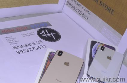 Call/Whatsapp 9958275421 Apple Iphone X 256GB Indonesia Clone Model Super  Smooth Working IOS 100%, App Store Working ON COD Available