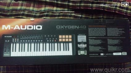 f7d19b288 Mint condition M-audio oxygen49 midi keyboard..