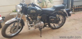 4 Second Hand Royal Enfield Bullet Electra Twinspark Bikes in Kerala