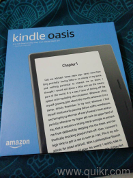 Amazon Kindle Oasis Wifi+ Free 3G 32GB Graphite Black