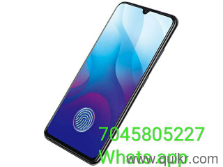7045+8052+27 what's app Vivo v11 pro 128 gb 6 gb ram new sealed packed with  bill and box 1 year warranty and 1 week replacement