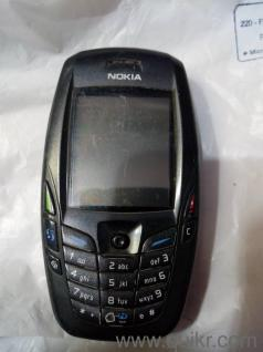 Nokia 6600 symbian ,3g supported, old be is gold, good condition