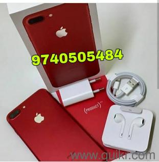 *9740505484 APPLE IPHONE 7 PLUS 128 GB 3 GB RAM DUBAI 1ST MADE PRODUCT WITH  IOS AND WATERPROOF AS ORIGINAL PRODUCT OF DUBAI ALL COLOURS ARE AVAILABLE