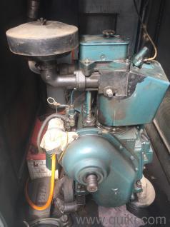 Kirloskar engine silent Gen Set 5 KVA well-maintained with Kirloskar