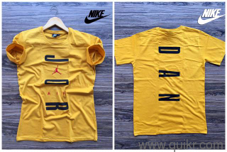 950f0cc23 Brand - Nike, style - Men's Round Neck T-shirt High quality fabric,