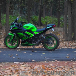 26 Second Hand Kawasaki Ninja 300 Bikes In India Used Kawasaki