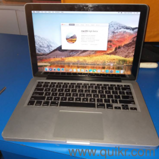 Macbook pro A1278 core i5 /4gb/320gb with adapter :|: Apple - Gently