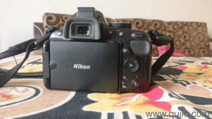 Nikon D5200 24 1 MP Digital SLR Camera - 18- 55mm Kit Lens, 35mm