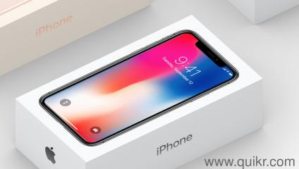 premium selection 75365 f553f Brand new IPhone X at affordable price comes with complete accessories buy  in bulk get 10free