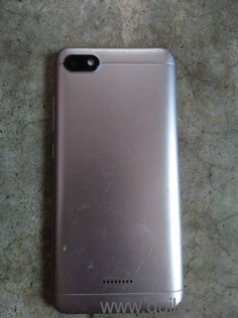 Selling my Redmi 6A phone adjust rupees 5000 fixed price