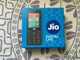 Jio Phone 4g with video call LYF