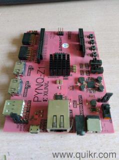 Digilent FPGA - PYNQ-Z1: Python Productivity for Zynq-7000