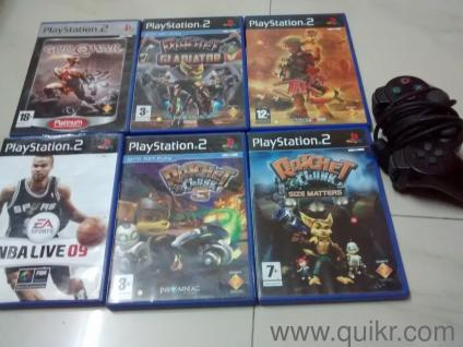 ps2 game | Used Video Games - Consoles in Bareilly