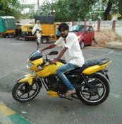 1 Second Hand TVS Apache RTR 160 4V Bikes in Kurnool | Used