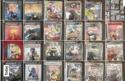 ps2 | Used Video Games - Consoles in Ujjain | Electronics