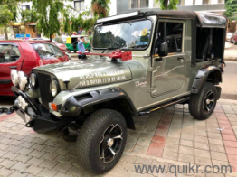 2014 Mahindra Thar CRDe 4x4 AC 45,000 kms kms driven in