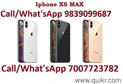 9839099687 Apple Iphone XS , Premium Dubai Copy, COD All India, Water  Resistant, Quikr Warranty, Available At Attractive Price