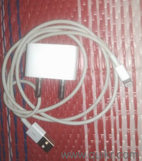 Original i phone 6S charger with cable