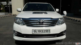 44 Used Toyota Fortuner Cars in Delhi | Second Hand Toyota Fortuner